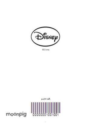 Greeting Cards - Minnie Mouse Card - Image 4