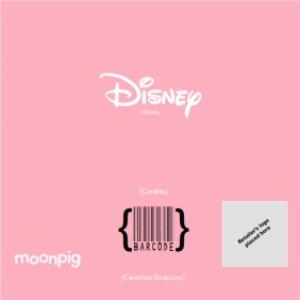Greeting Cards - Mickey And Minnie Mouse To The One I Love Anniversary Card - Image 4