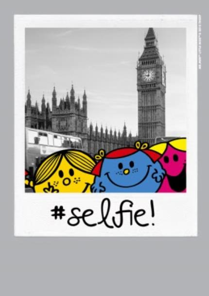 T-Shirts - Little Miss Selfie Personalised T-shirt - Image 4