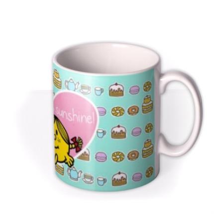 Mugs - Little Miss Sunshine Tea and Cake Mug - Image 2
