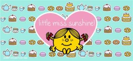 Mugs - Little Miss Sunshine Tea and Cake Mug - Image 4