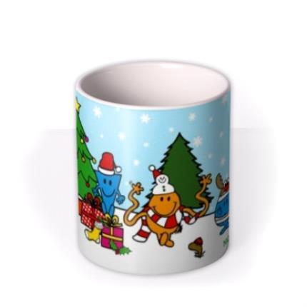 Mugs - Mr Men Christmas Personalised Mug - Image 3