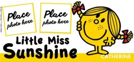 Mugs - Little Miss Sunshine Photo Upload Mug - Image 4