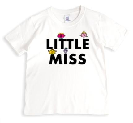 T-Shirts - Little Miss T-shirt - Image 1