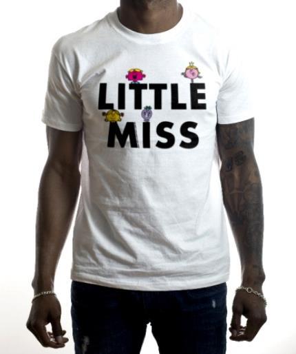 T-Shirts - Little Miss T-shirt - Image 2