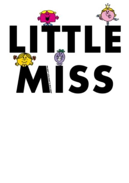 T-Shirts - Little Miss T-shirt - Image 4