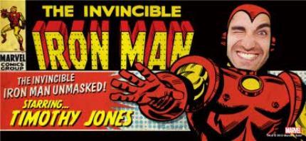 Mugs - Marvel Comics Iron Man Photo Upload Mug - Image 4