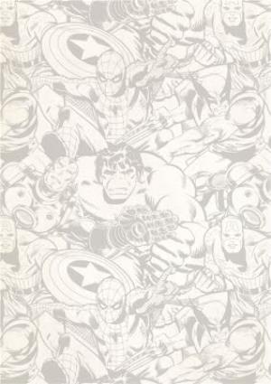 Greeting Cards - Iron Man Birthday Card - Image 2