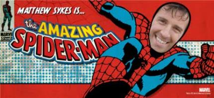 Mugs - Marvel Comics Spiderman Photo Upload Mug - Image 4
