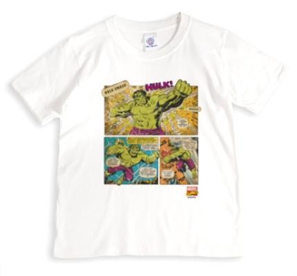T-Shirts - Marvel The Avengers Hulk Smash T-shirt - Image 1