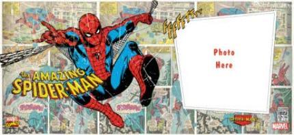 Mugs - Marvel The Amazing Spider Man Photo Upload Mug - Image 4