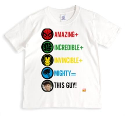 T-Shirts - Marvel The Avengers Amazing And Mighty T-Shirt - Image 1