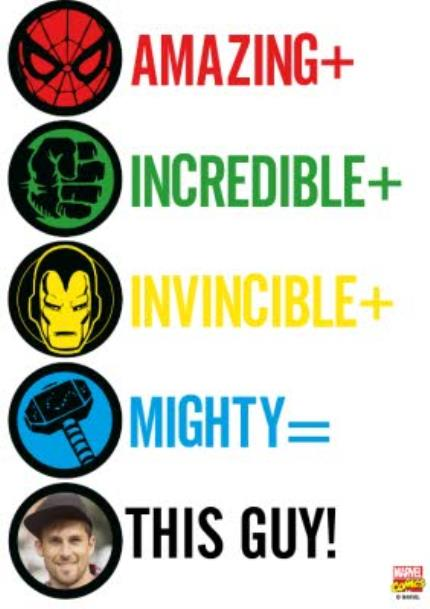T-Shirts - Marvel The Avengers Amazing And Mighty T-Shirt - Image 4