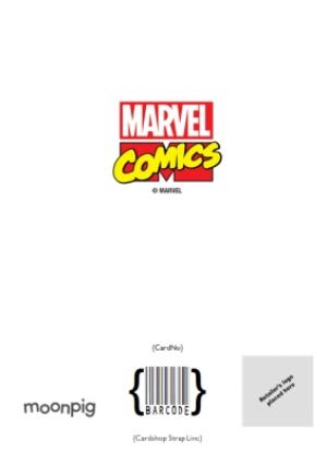 Greeting Cards - Marvels The Avengers Amazing And Mighty My Dad Photo Card - Image 4