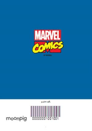 Greeting Cards - Marvel The Avengers Face Photo Card - Image 4