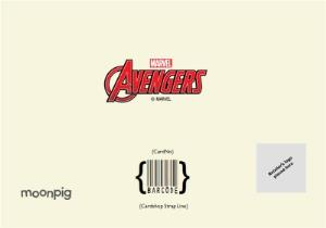Greeting Cards - Marvel The Avengers At The Spa Funny Father's Day Card - Image 4