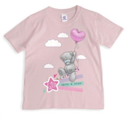 T-Shirts - Tatty Teddy Wish Upon A Star T-Shirt - Image 1