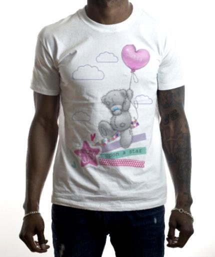 T-Shirts - Tatty Teddy Wish Upon A Star T-Shirt - Image 2