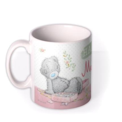 Mugs - Mother's Day Mug - Tatty Teddy - cute photo upload - Image 1