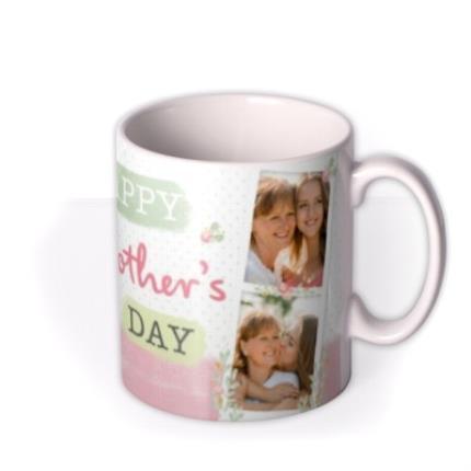 Mugs - Mother's Day Mug - Tatty Teddy - cute photo upload - Image 2