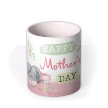 Mugs - Mother's Day Mug - Tatty Teddy - cute photo upload - Image 3