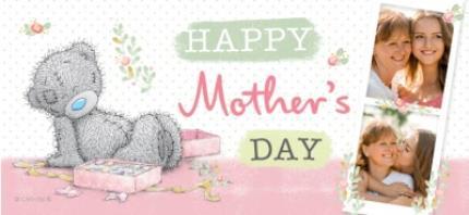 Mugs - Mother's Day Mug - Tatty Teddy - cute photo upload - Image 4