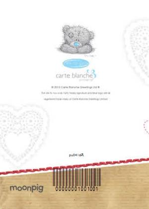 Greeting Cards - Me To You Tatty Teddy To Someone Special On Valentines Day Card - Image 4
