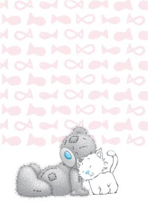 Greeting Cards - Me To You Tatty Teddy Happy Birthday To My Cat Card - Image 2