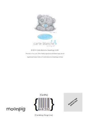Greeting Cards - Me To You Tatty Teddy Bears Eiffel Tower romantic cute Wife birthday Card - Image 4