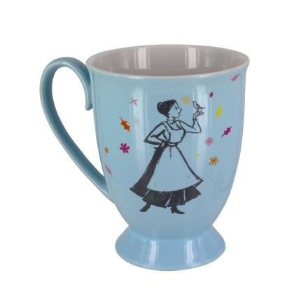 Gadgets & Novelties - Disney Mary Poppins A Spoonful of Sugar Colourful Mug - Image 2