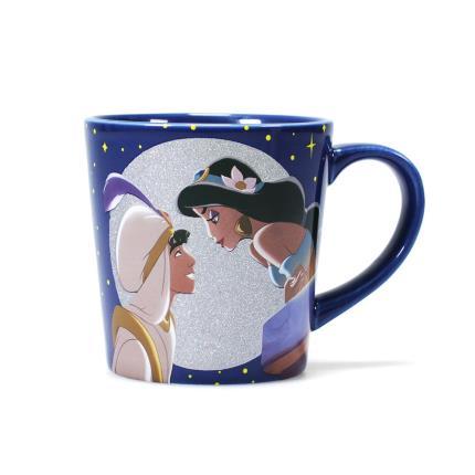 Gadgets & Novelties - Disney Aladdin and Jasmine Mug - Image 1