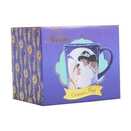 Gadgets & Novelties - Disney Aladdin and Jasmine Mug - Image 3