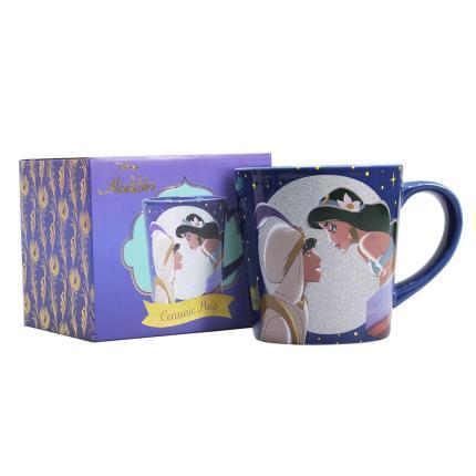 Gadgets & Novelties - Disney Aladdin and Jasmine Mug - Image 4