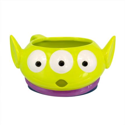 Gadgets & Novelties - Disney Toy Story Alien Mug - Image 4