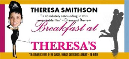 Mugs - Breakfast At Theresa's Photo Upload Mug - Image 4