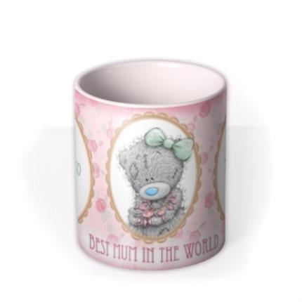 Mugs - Mother's Day Tatty Teddy World Photo Upload Mug - Image 3
