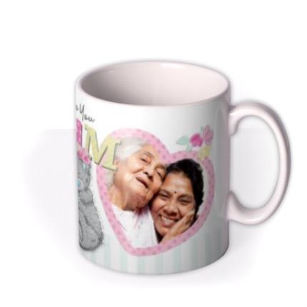 Mugs - Tatty Teddy Love Mum Photo Upload Mug - Image 2