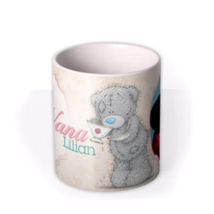 Mugs - Tatty Teddy Special Nana Photo Upload Mug - Image 3