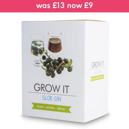 Gadgets & Novelties - Grow It - Sloe Gin - Image 1