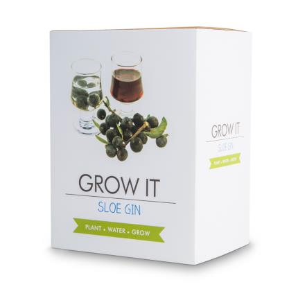 Gadgets & Novelties - Grow It - Sloe Gin - Image 2