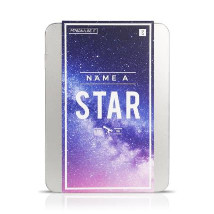 Gadgets & Novelties - Name A Star Gift Set - Image 2