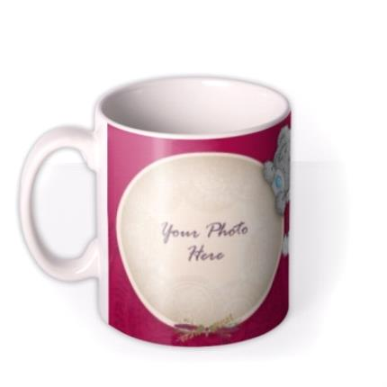 Mugs - Tatty Teddy Christmas Photo Upload Mug - Image 1