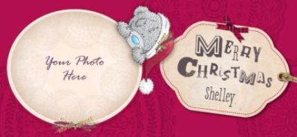 Mugs - Tatty Teddy Christmas Photo Upload Mug - Image 4