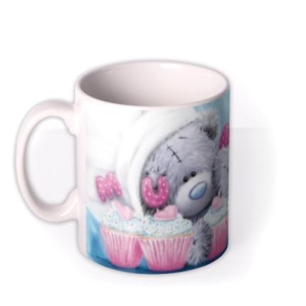 Mugs - Mother's Day Tatty Teddy Cakes Photo Upload Mug - Image 1