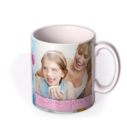 Mugs - Mother's Day Tatty Teddy Cakes Photo Upload Mug - Image 2