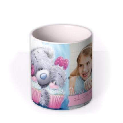 Mugs - Mother's Day Tatty Teddy Cakes Photo Upload Mug - Image 3