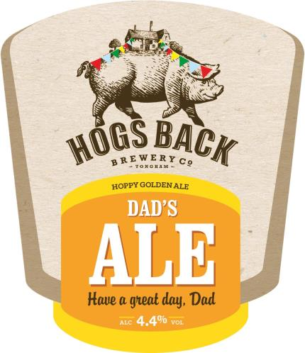Alcohol Gifts - Exclusive Birthday Hogs Back Brewery Six Pack - Image 2