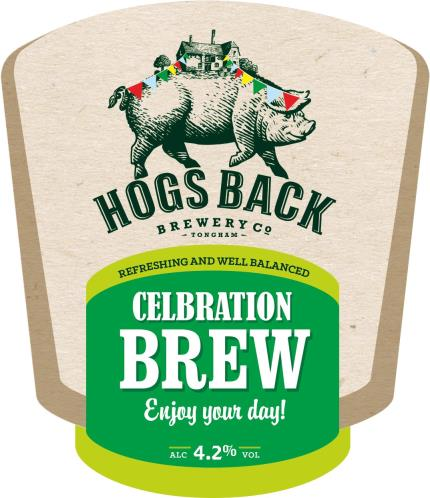 Alcohol Gifts - Exclusive Birthday Hogs Back Brewery Six Pack - Image 3