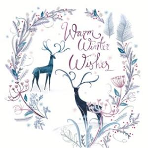 Greeting Cards - Artistic Christmas Card - Image 1