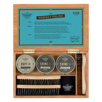 Gadgets & Novelties - Shoe Polishing Kit - Image 3